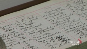 New exhibit at N.B. Museum asks about the relevance of cursive writing